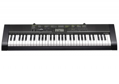 Casio CTK-1250 Standard Keyboard - 61 Piano Style keys