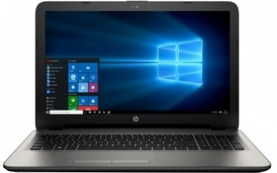 HP 15-af114AU Notebook(AMD Quad Core A8/ 4GB/ 1TB/ Win10)