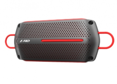 F&D W12 Waterproof Bluetooth Speaker - Black