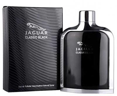 Jaguar Classic Black Men