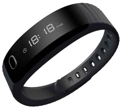 Intex fitrist Smart Bands Black