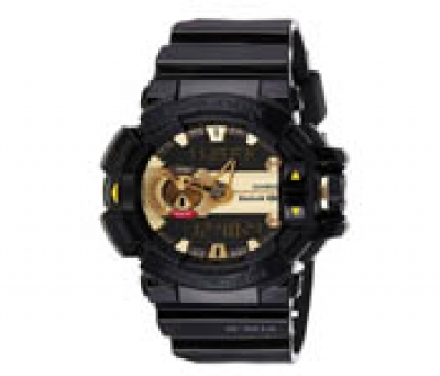 G-Shock Bluetooth Analog-Digital Black Dial Men