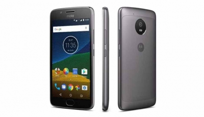 Moto G5 Plus (Fine Gold, 32 GB)  (4 GB RAM)