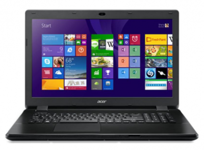 Acer Aspire E5-575-3203 Notebook Core i3 (6th Generation) 4 GB 39.62cm(15.6) Linux Not Applicable BLACK