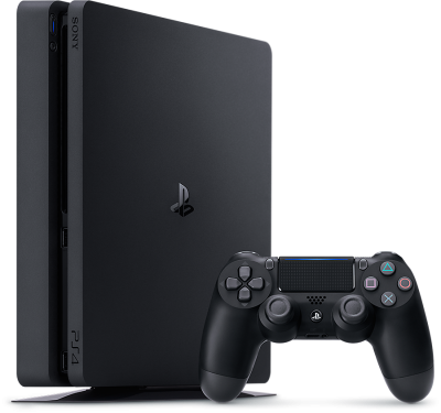 Sony PlayStation 4 (PS4) Pro 1 TB  (Black)