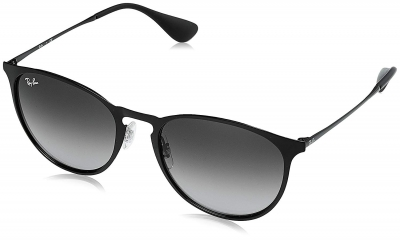Ray-Ban Chris Rectangular Black Color Men