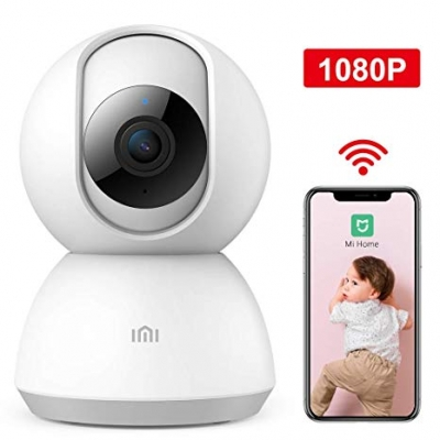 Mi MJSXJ02CM 360° 1080P WiFi Home Security Camera