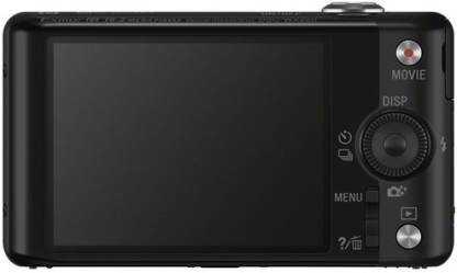 Sony CyberShot DSC-WX220/BC IN5  (18.2 MP, 10 Optical Zoom, 102x Digital Zoom, Black)