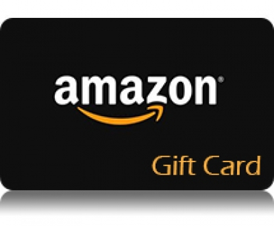 Amazon Gift Card Worth 15K